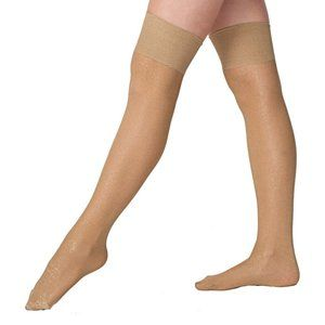 American Apparel Sparkle Over-the-Knee Sock